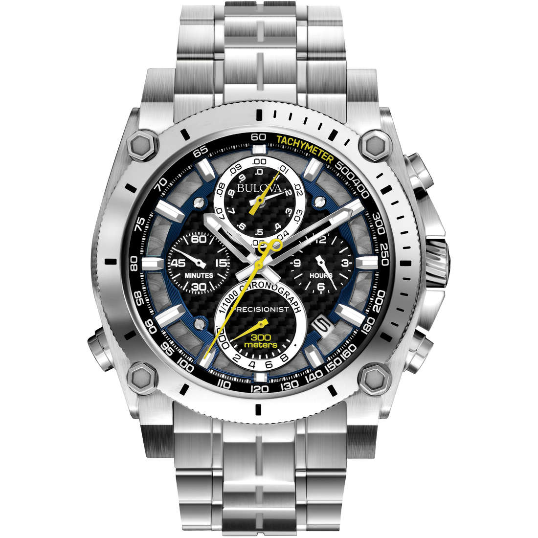 watch chronograph man Bulova Champlain Chrono 96G175