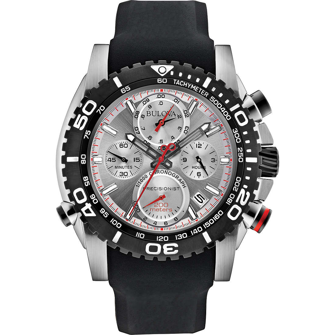 watch chronograph man Bulova Champlain Chrono 98B210