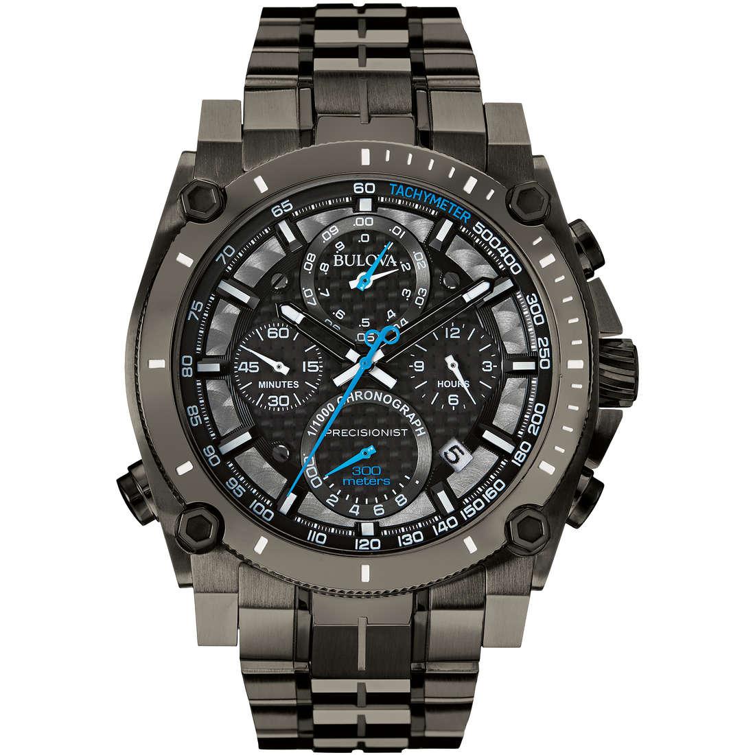 watch chronograph man Bulova Champlain Chrono 98G229