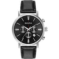 watch chronograph man Bulova Classic 96B262