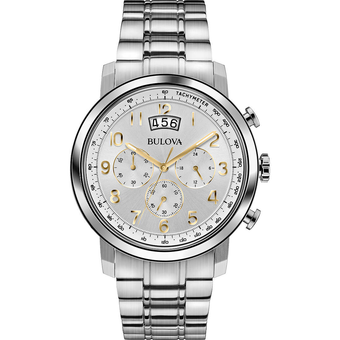 watch chronograph man Bulova Dress 96B201