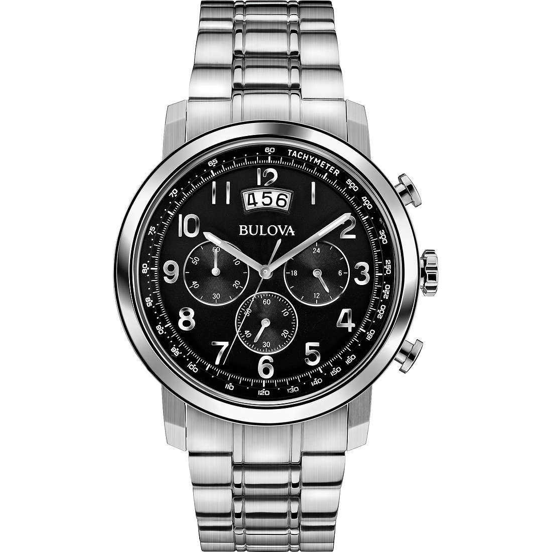 watch chronograph man Bulova Dress 96B202