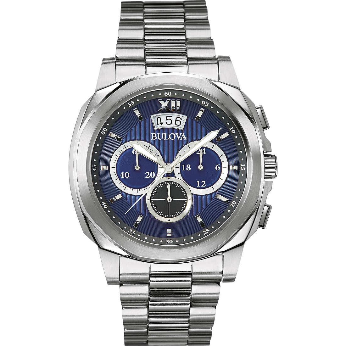 watch chronograph man Bulova Dress Cronografo 96B219