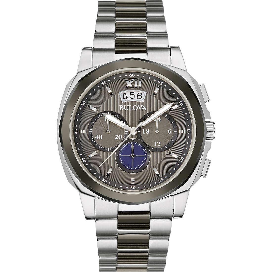 watch chronograph man Bulova Dress Cronografo 98B233