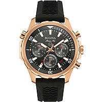 watch chronograph man Bulova M. Star 97B153