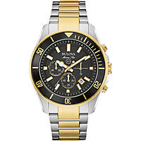 watch chronograph man Bulova M. Star 98B249