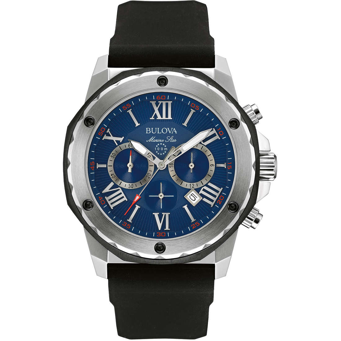 watch chronograph man Bulova M. Star 98B258