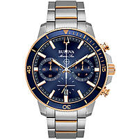 watch chronograph man Bulova M. Star 98B301