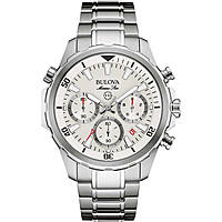 watch chronograph man Bulova Marine Star 96B255
