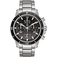 watch chronograph man Bulova Marine Star 96B272