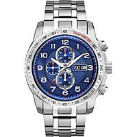 watch chronograph man Bulova Marine Star 96C121