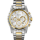 watch chronograph man Bulova Marine Star 98B014