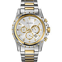 watch chronograph man Bulova Marine Star 98B014