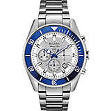 watch chronograph man Bulova Marine Star 98B204