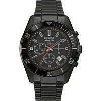 watch chronograph man Bulova Marine Star 98B231
