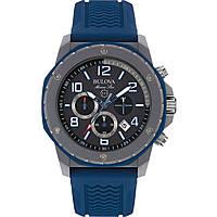 watch chronograph man Bulova Marine Star 98B246