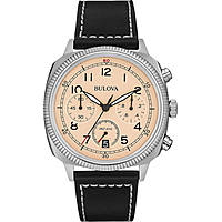 watch chronograph man Bulova Military Vintage 96B231