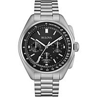 watch chronograph man Bulova Moon Watch 96B258