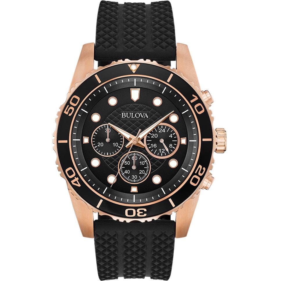 939ed065a watch chronograph man Bulova Sport 98A192 chronographs Bulova