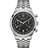 watch chronograph man Bulova Vintage 96B234