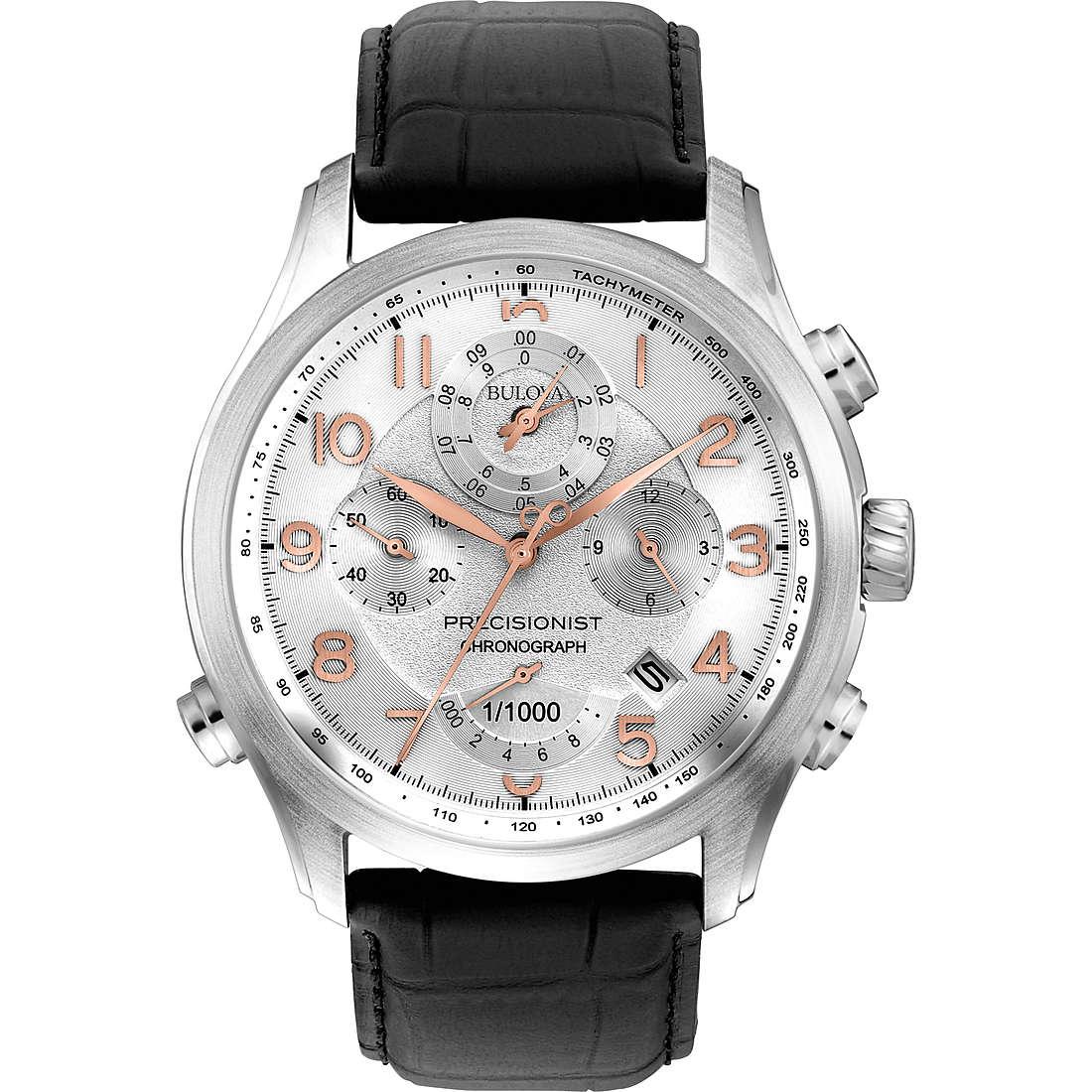 watch chronograph man Bulova Wilton 96B182