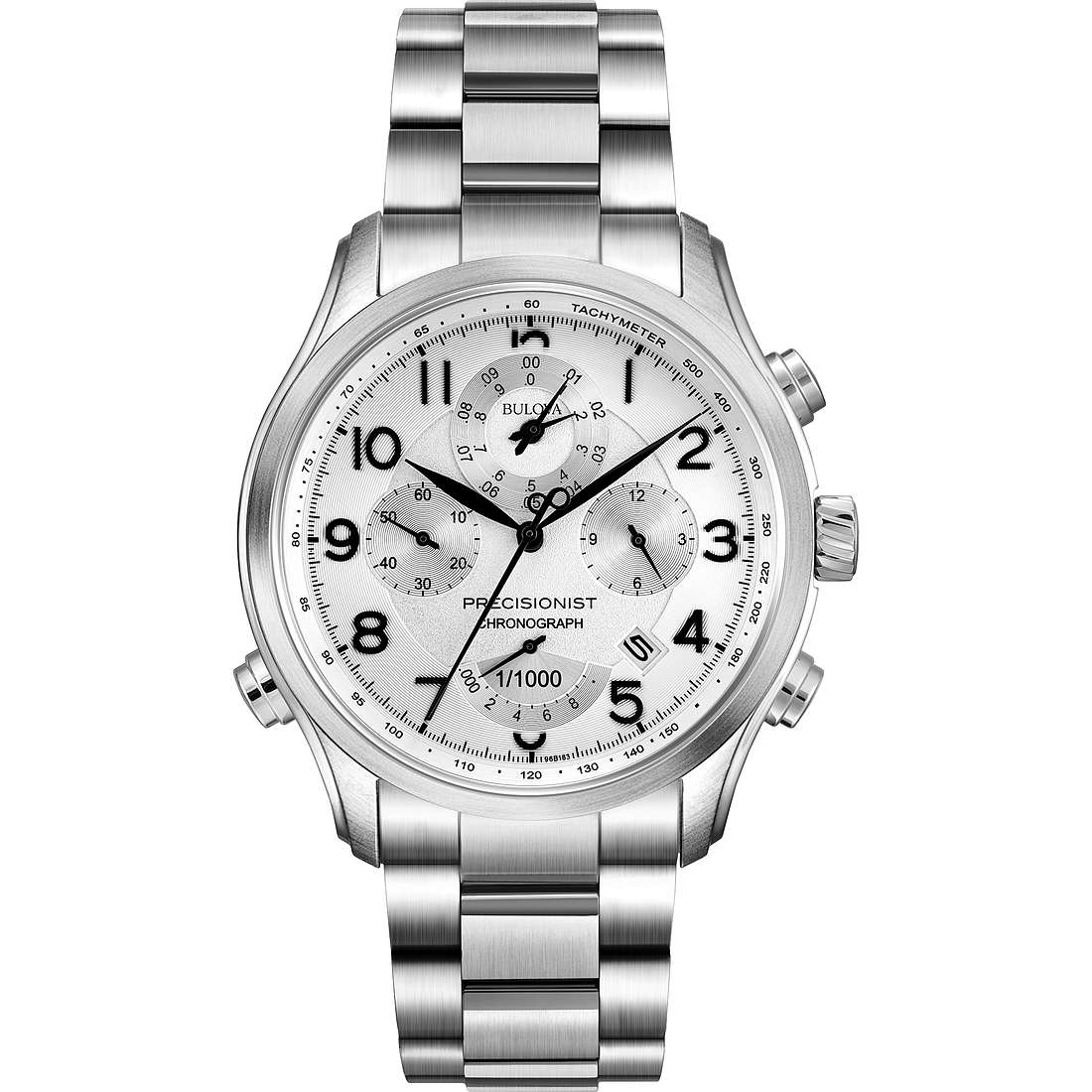 watch chronograph man Bulova Wilton 96B183