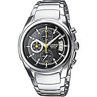 watch chronograph man Casio EDIFICE EF-512D-1AVEF