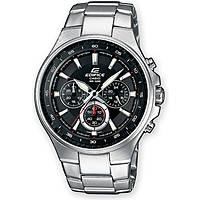 watch chronograph man Casio EDIFICE EF-562D-1AVEF
