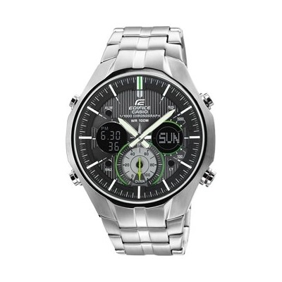 watch chronograph man Casio EDIFICE EFA-135D-1A3VEF
