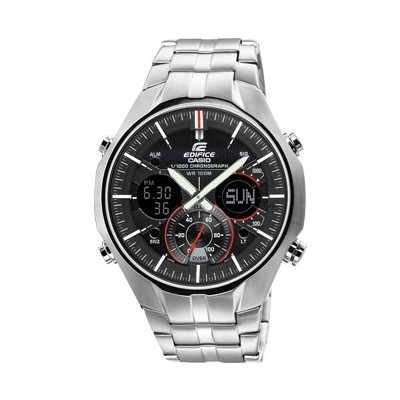 watch chronograph man Casio EDIFICE EFA-135D-1A4VEF