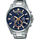 watch chronograph man Casio Edifice EFV-530D-2AVUEF