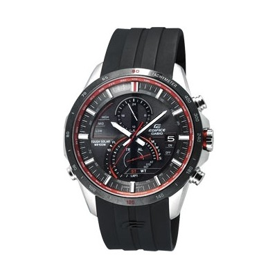 watch chronograph man Casio EDIFICE EQS-A500B-1AVER