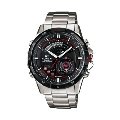 watch chronograph man Casio EDIFICE ERA-200DB-1AVER