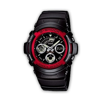watch chronograph man Casio G-Shock AW-591-4AER