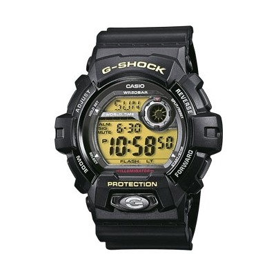 watch chronograph man Casio G-SHOCK G-8900-1ER