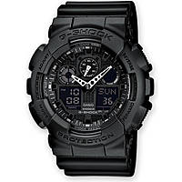 watch chronograph man Casio G-Shock GA-100-1A1ER