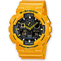 watch chronograph man Casio G-Shock GA-100A-9AER