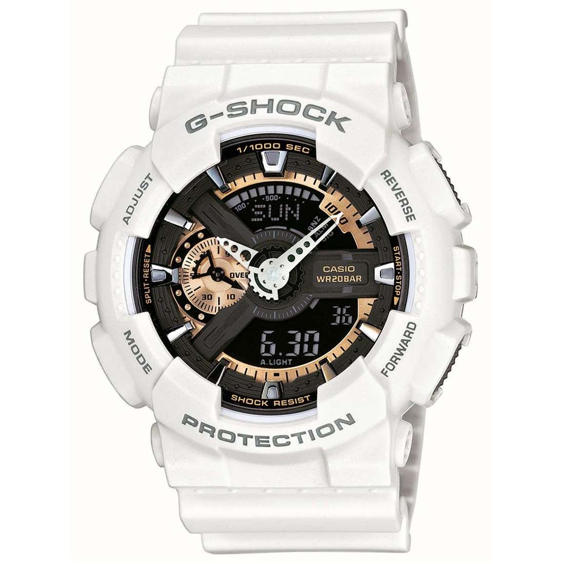 watch chronograph man Casio G-Shock GA-110RG-7AER