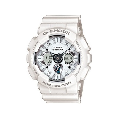 watch chronograph man Casio G-SHOCK GA-120A-7AER