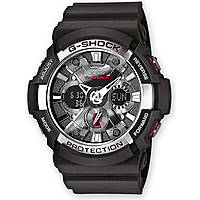 watch chronograph man Casio G-SHOCK GA-200-1AER