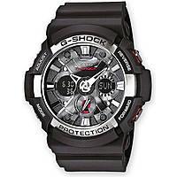 watch chronograph man Casio G-SHOCK GA-200-1AER