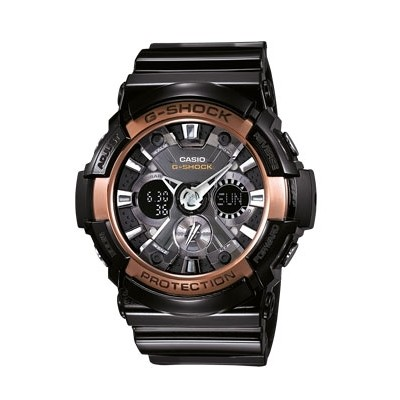 watch chronograph man Casio G-SHOCK GA-200RG-1AER