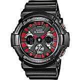 watch chronograph man Casio G-SHOCK GA-200SH-1AER