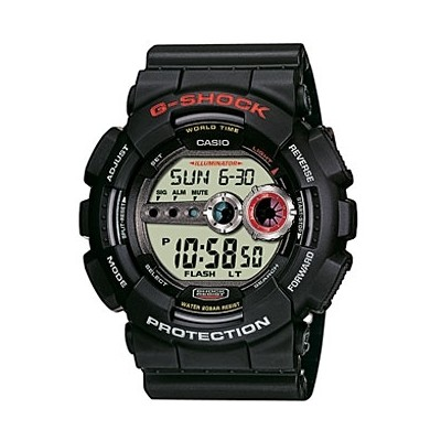 watch chronograph man Casio G-SHOCK GD-100-1AER