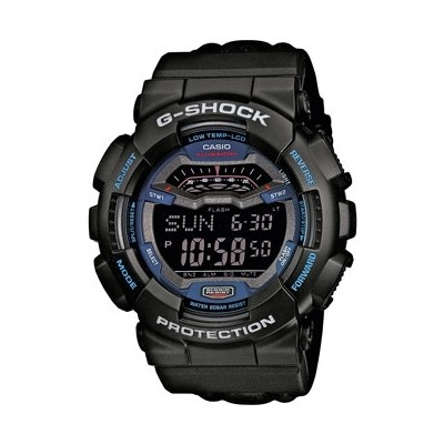 watch chronograph man Casio G-SHOCK GLS-100-1ER