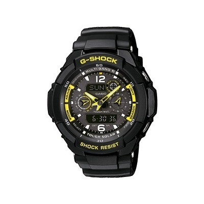 watch chronograph man Casio G-SHOCK GW-3500B-1AER