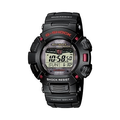 watch chronograph man Casio G-SHOCK GW-9010-1ER
