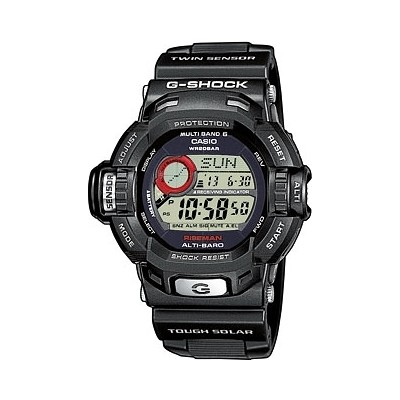 watch chronograph man Casio G-SHOCK GW-9200-1ER