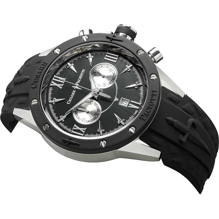 watch chronograph man Cesare Paciotti TSCR073