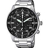 watch chronograph man Citizen Aviator CA0690-88E